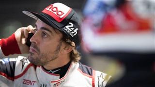 Алонсо: Я більше не сумую за Формулою-1