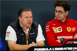 Директор McLaren: Навряд чи Ferrari буде схожа на щасливу сім'ю