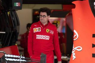 Бінотто: Ferrari мусить дивитися тільки вперед
