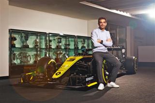 Абітебуль: Якщо у 2022 році Renault буде без подіумів, то це провал