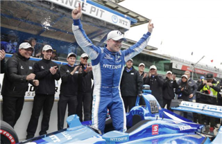 Пілот IndyCar відмовився йти у Формулу-1