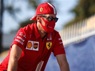 Феттель: Ferrari зробила крок вперед у конструкції машини