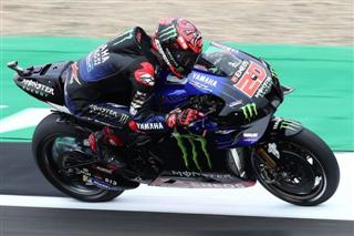 MotoGP. Куартараро виграв гонку в Британії