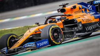 McLaren завоював перший подіум за 2072 дні