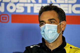 Абітебуль пояснив, чому взяли Алонсо, а не пілота з академії Renault