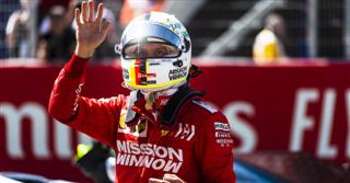 Феттель: Ми розуміємо, що Ferrari серйозно відстає