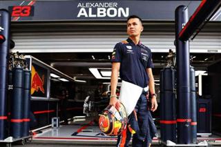 Албон: У Red Bull я наче все розпочав з нуля