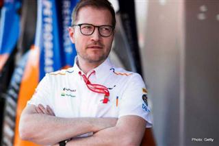 Зайдль: McLaren давно працює над болідом сезону-2020