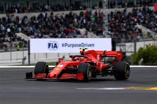 Леклер: Це найкраща гонка Ferrari в сезоні