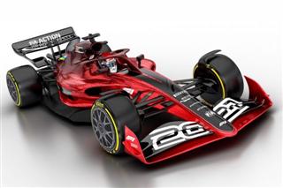 Формула-1 показала болід 2021 року (+ФОТО)