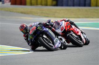 MotoGP. Куартараро виграв гонку в Італії, Россі став 10-м