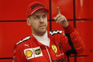 Феттель послав Ferrari. Тепер там чекають Алонсо