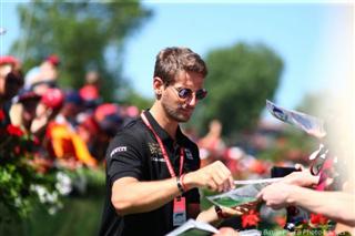 Данський пілот: Грожан скоро покине Haas