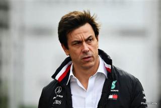Вольфф: Хочу працювати у Mercedes ще не один рік