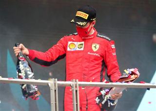 Феттель: Любов між мною та Ferrari вже минула