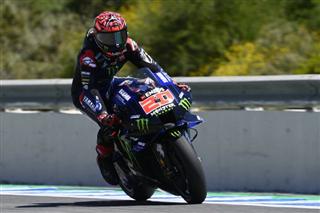 MotoGP. Куартараро на поулі у Франції, Россі став 9-м