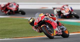 MotoGP. Маркес виграв останню гонку сезону, Россі став восьмим