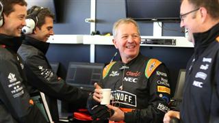 Брандл хоче брати участь в гонках у 60 років