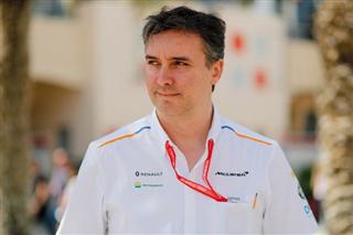 Директор McLaren пояснив всі деталі нового боліду