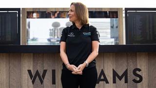 Клер Вільямс: Я сумую за роботою у команді