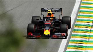 Ферстаппен виграв гонку в Бразилії, Феттель та Леклер вибили один одного