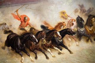 Найбагатший гонщик в історії жив у Стародавньому Римі