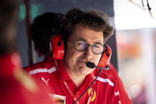 Бінотто: Ferrari вітає Ферстаппена з перемогою