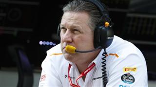 Директор McLaren: Ріккардо буде орієнтиром для Норріса
