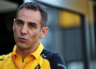 Абітебуль поставив завдання Renault на новий сезон