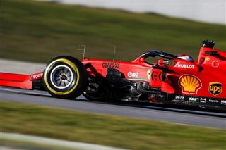 Ferrari привезла на тести фінальний варіант боліда