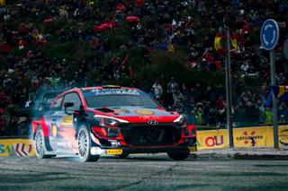 WRC. Невіль виграв Ралі Іспанії, Ожьє - четвертий