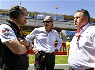Директор McLaren: Глядачі мусять бути у центрі Формули-1