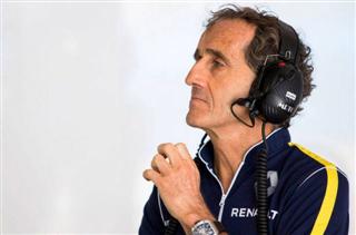 Прост: Renault мав шанси нав'язати боротьбу McLaren