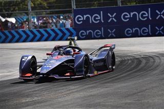 Формула Е. Берд виграв гонку в Чилі, Верляйн - одразу за ним