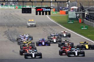 Формула-1 втратить 43 млн євро, якщо скасують етап у Китаї