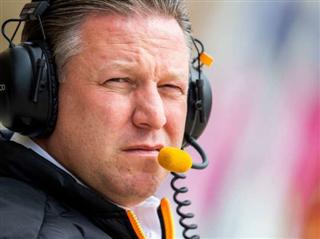 Директор McLaren: Буде важко боротися з Racing Point