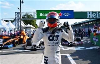 Гаслі: 23 гонки за сезон - це буде дуже непросто