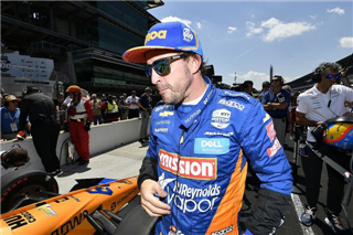 McLaren запрошує Алонсо у свою команду в IndyCar
