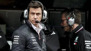 Вольфф: Mercedes змушений починати з нуля