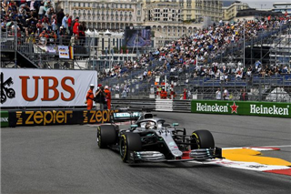 Боттас: У Монако потрібно знаходити межу можливого
