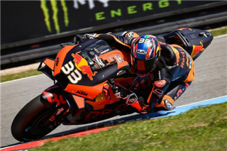 MotoGP. Біндер виграв гонку в Чехії, Россі став п'ятим