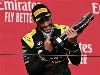 Ріккардо: Важко йти з Формули-1, коли ти перемагаєш