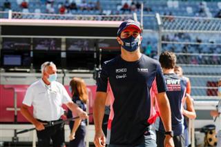 Перес: Я б погодився піти у Red Bull