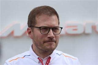 Шеф McLaren сказав, коли команда побореться за перемоги