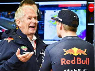 Марко: Переговори Хемілтона з Ferrari - це просто тиск на Mercedes