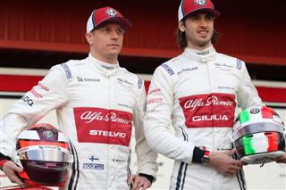 Офіційно. Alfa Romeo покаже новий болід у Польщі