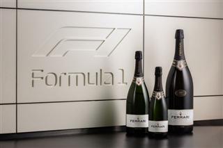 Нове офіційне шампанське Формули-1 має назву Ferrari