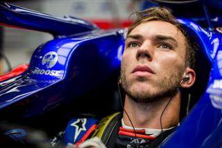 Гаслі: Темп Toro Rosso виглядає гідно