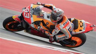 MotoGP. Маркес виграв гонку у США, Куартараро - другий
