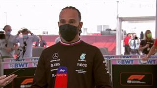 Гамілтон: Завдання Mercedes - виграти кожну з шести гонок